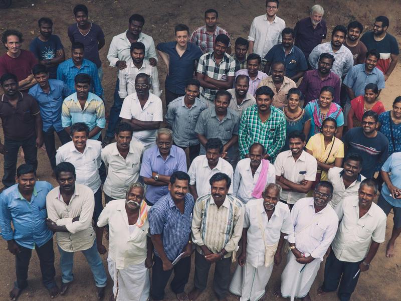 Photographer:Vimal | Farmers Workshop