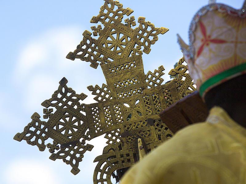 Photographer:web | Ethiopian cross
