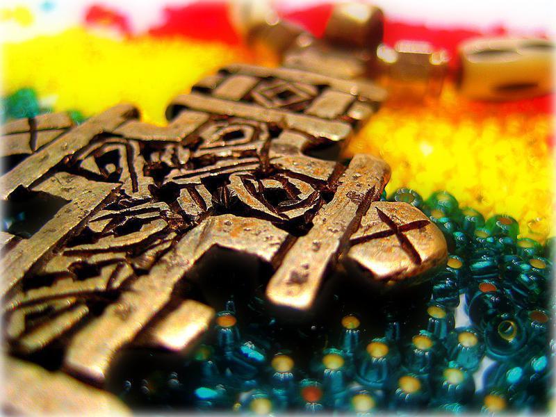 Photographer:web   ethiopian cross