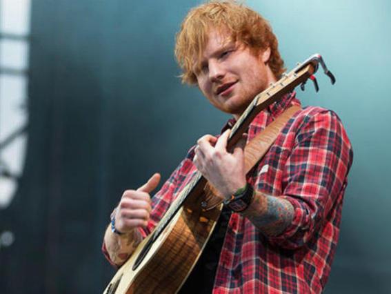 Photographer:web | Ed Sheeran