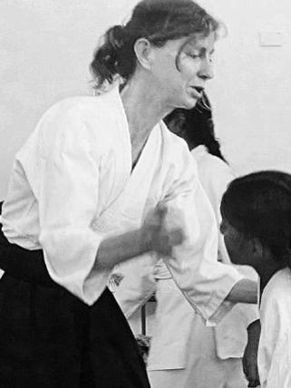 Photographer:web |Surya teaching aikido