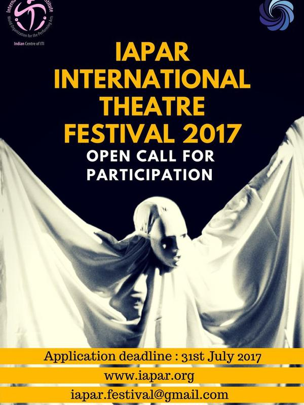 Photographer:web |open call for international theatre festival(source Art  Service)