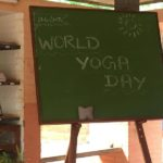 <b>Yoga Day at Ilaignarkal Centre</b>