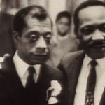 James Baldwin and Martin Luther King