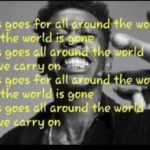 <b>All Around The World</b>