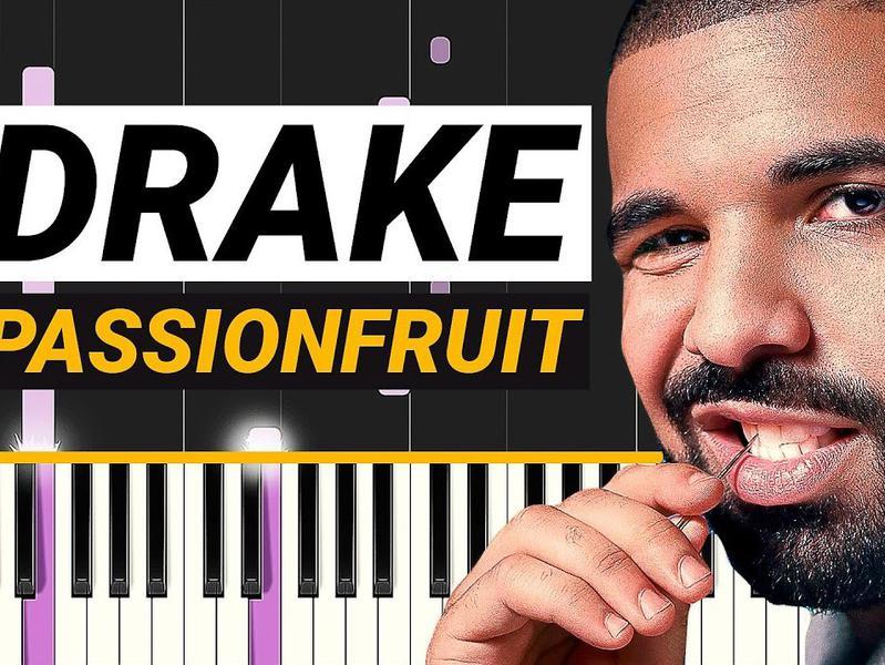 Photographer:web | Drake - Passion Fruit