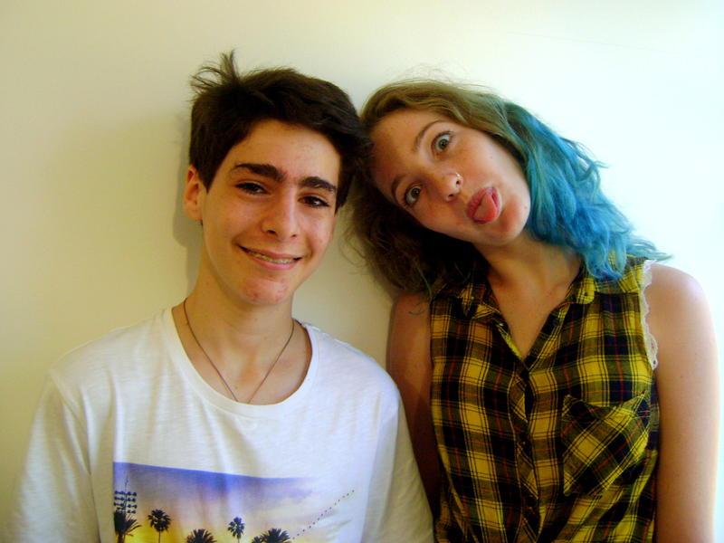 Photographer:Leela and Yona | Yona and Leela