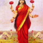 Saraswati by Raja Ravi Verma