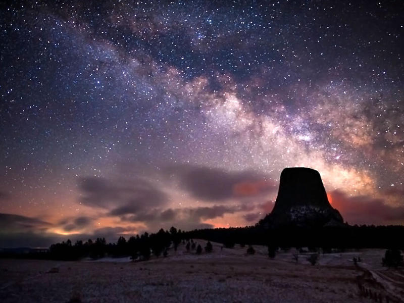 Photographer:web   between Earth and sky