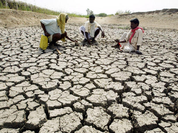 Photographer:web | state of darught in Tamil Nadu