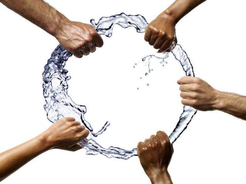 Photographer:web | sharing water