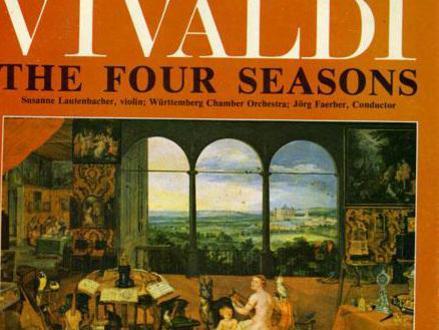 Photographer:web | Vivaldi - Four Seasons