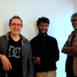 Philippe, Thierry & Nikhil