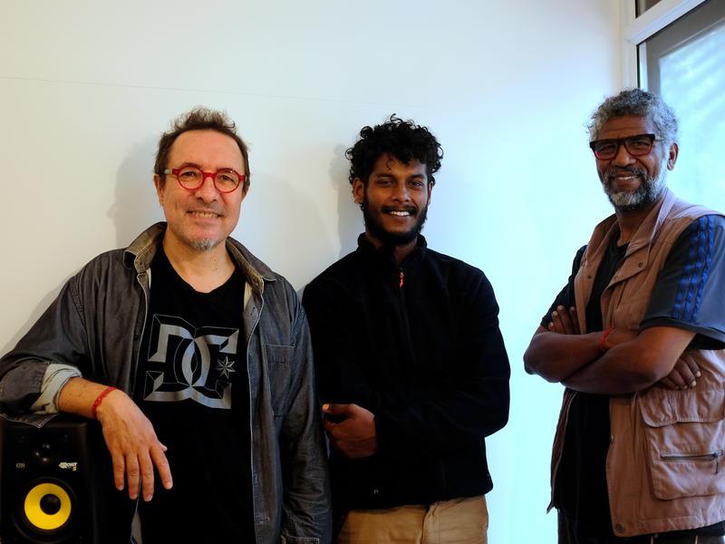 Photographer:Alara | Philippe, Thierry & Nikhil