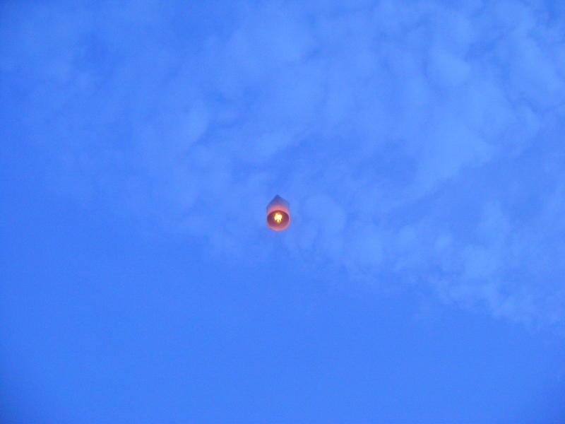 Photographer:Kshitij | Sky Lantern