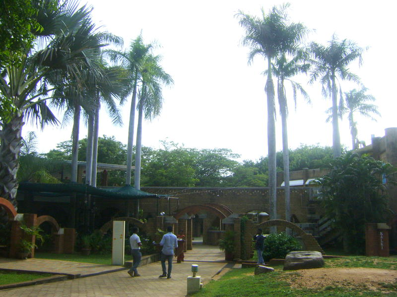 Photographer:Kshitij | Visitor's centre