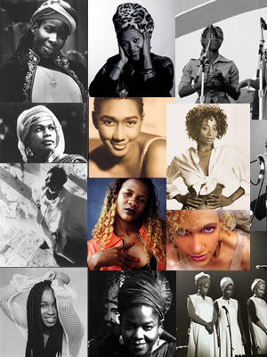 Photographer:web | women in reggae
