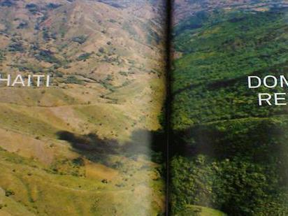 Photographer:web | Hispaniola - Haiti and Domincan Republic