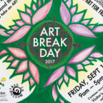 Art Breeak Day,  Friday 1st September