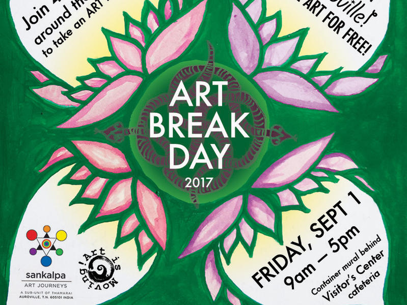 Photographer:web | Art Breeak Day,  Friday 1st September