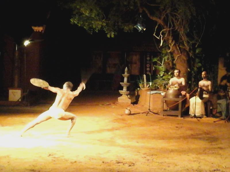 Photographer:Gino | Traditional martial art Kalaripayattu in form of dance