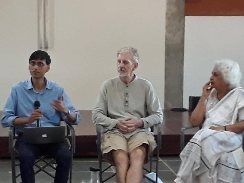 Photographer:Zarin | Makarand R. Paranjape , Alan and Aster Patel