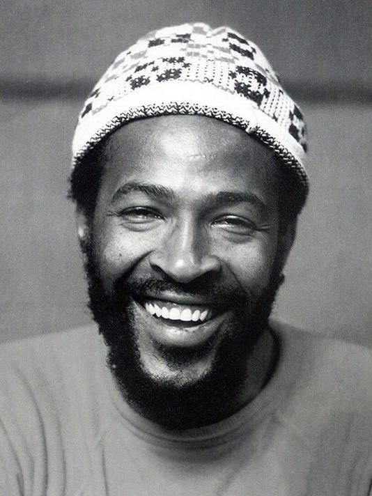 Photographer:web | Marvin Gaye