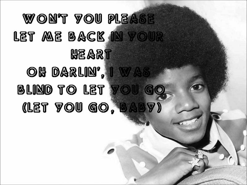Photographer:web | Jackson 5 - I want You Back
