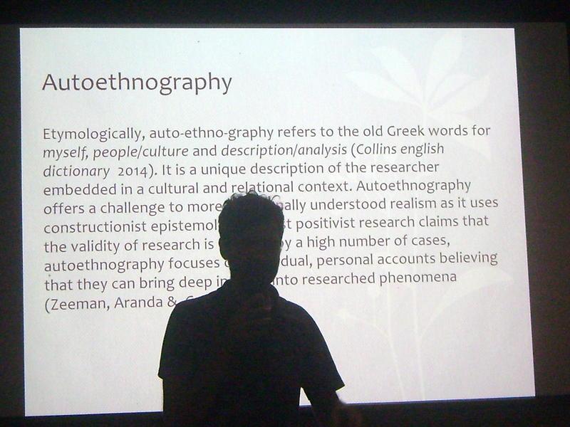 Photographer:Zala | autoethnography