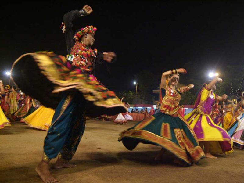 Photographer:web | Navaratri Festival with Garba Dance
