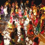 Navratri Festival with Garba Dance