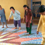 Know Your Rhythm with scool teachers of Auroville 2