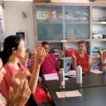 Know Your Rhythm with scool teachers of Auroville 4
