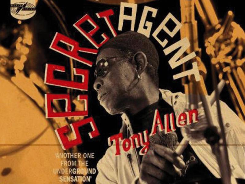 Photographer:web | Tony Oladipo Allen  Secret Agent