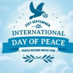 <b>Peace Day, Universal Mother</b>