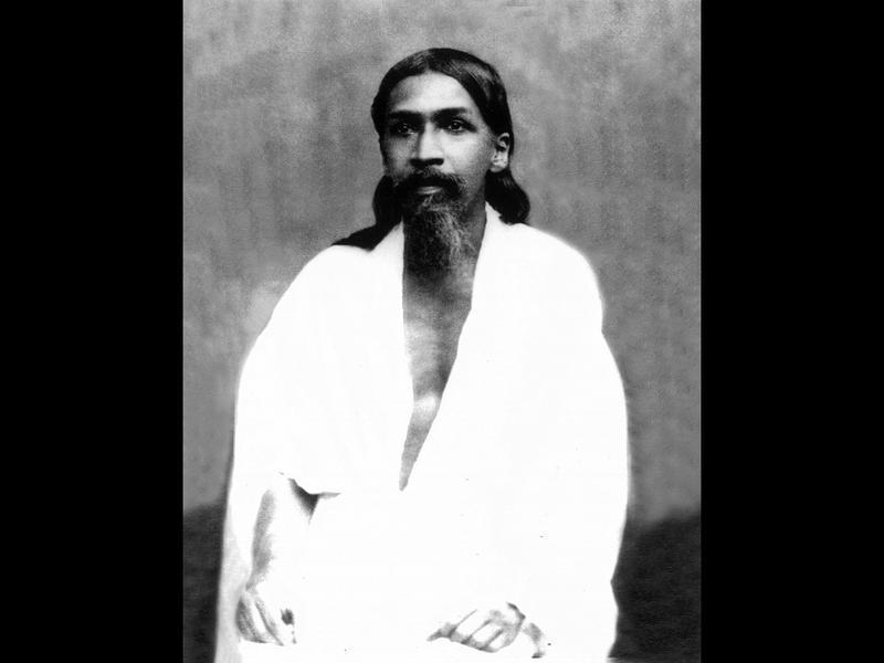 Photographer:Sri Aurobindo Ashram Archive | Sri Auobindo