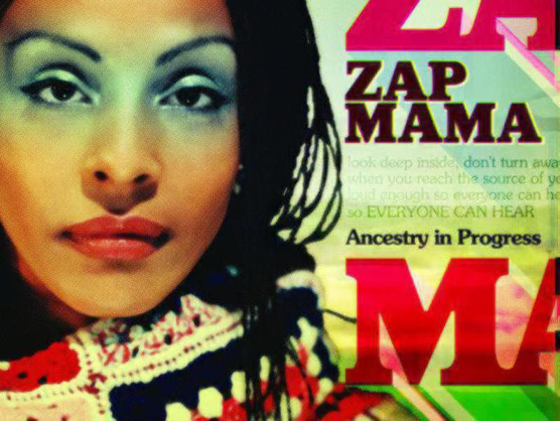 Photographer:web | Zap Mama