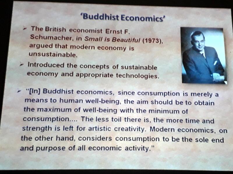 Photographer:Vida | Bhuddist Economics - Sustainability