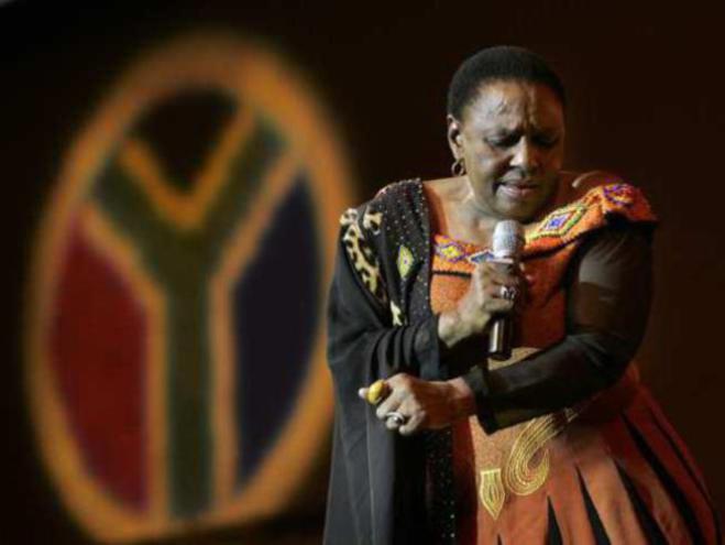 Photographer:web | Miriam Makeba
