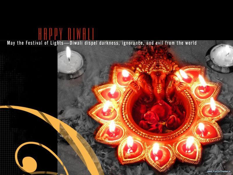 Photographer:web | Deepawali lights