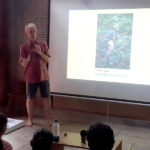 Ecological Sanitation by Lucas of EcoPro at Dotsutio, Swayam