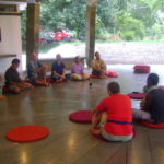 Auroville Safety and Security Information Meeting at SAWCHU