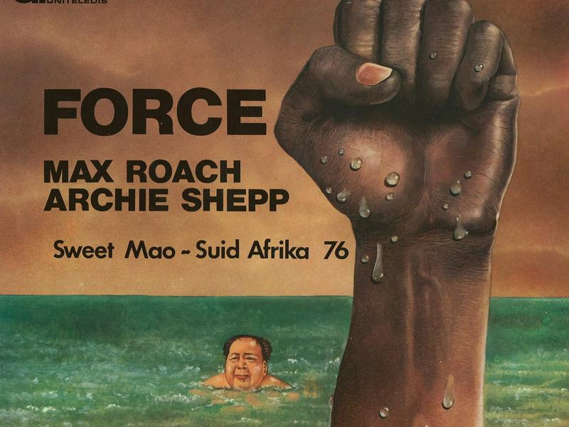 Photographer:web | Max Roach and Archie Shepp - Force
