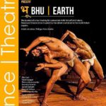 BHU/EARTH dance performance on 26, 27, 28 at 8pm at CRIPA