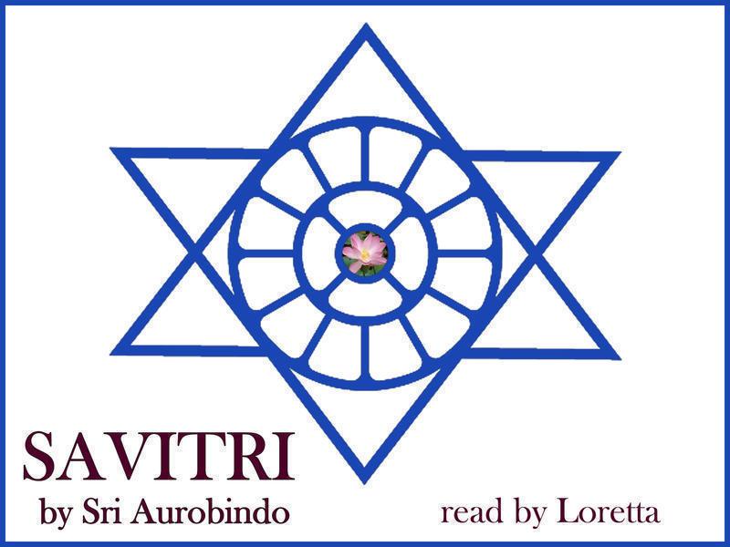 Photographer:Loretta   Mother's Symbol In Sri Aurobindo's Symbol - Designed By Mother