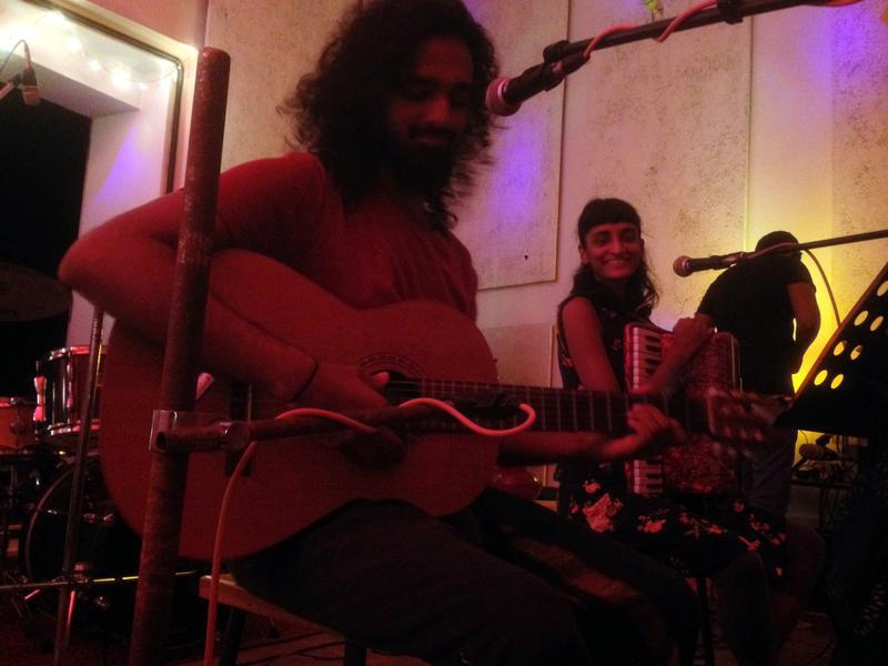 Photographer:Lucrezia Fassi | From left: Sandeep & Shalini