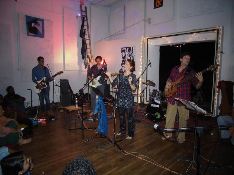 Photographer:Lucrezia Fassi | Swaha Blues Band