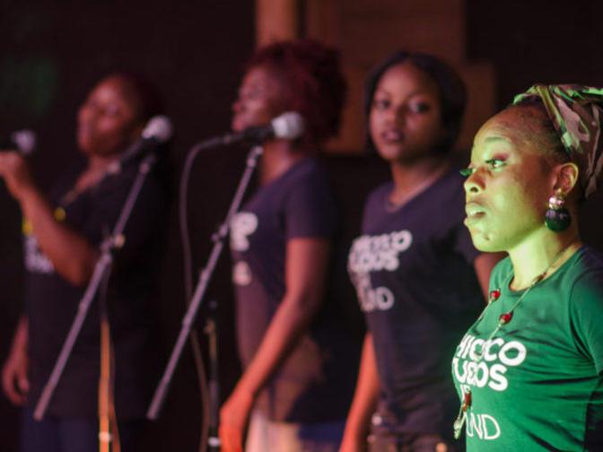 Photographer:web | Fela feminists