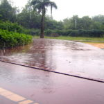 monsoon is here.... showers, thunderstorms, flooding...