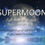 full moon on 3/4 in Taurus